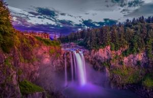 Snoqualmie Falls pm