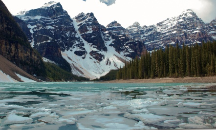 morraine lake winter (1 of 1)